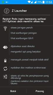 Nokia-Z-Launcher