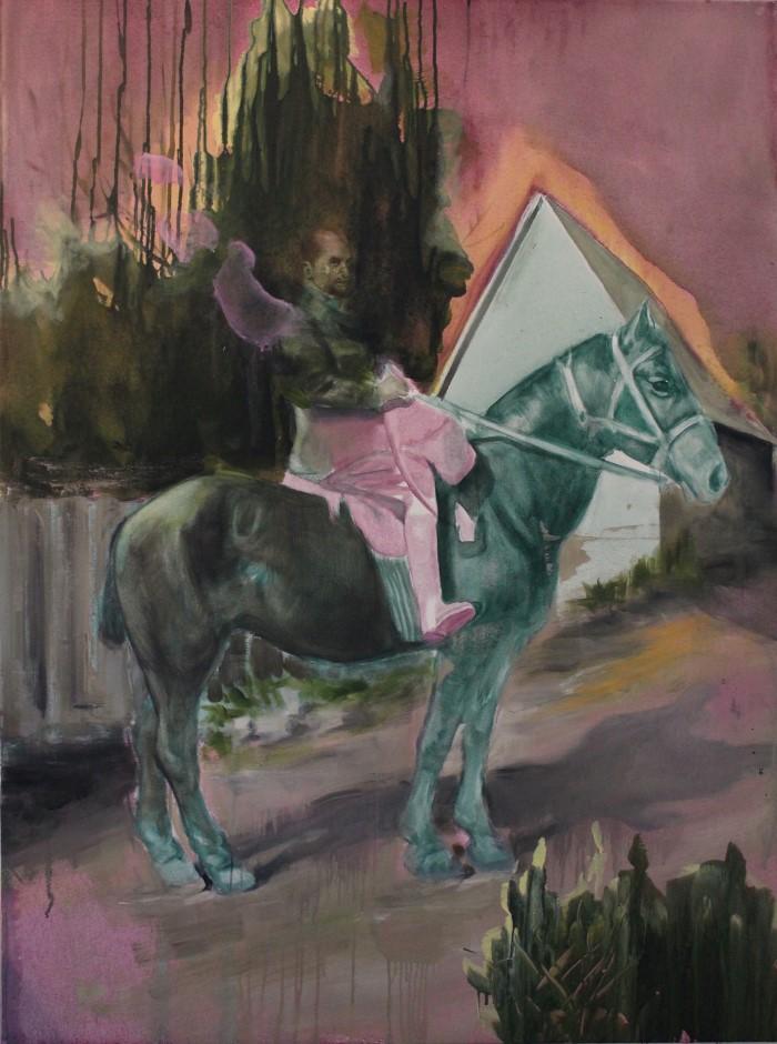 Французский художник. Laurent Joliton