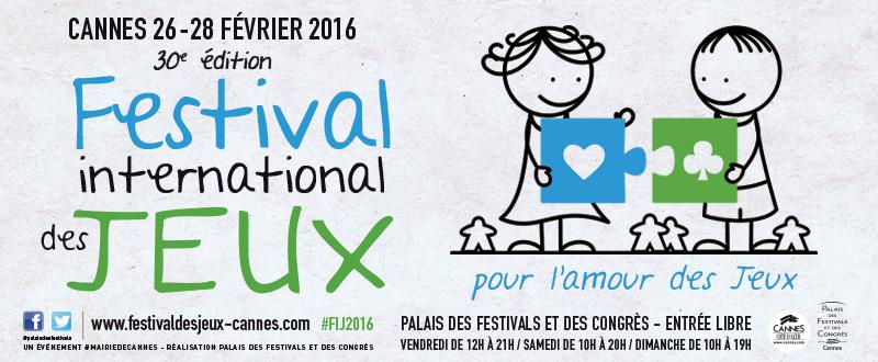 Festival International des Jeux à Cannes