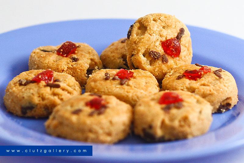 gambar koleksi kuih biskut raya  menggiurkan aneka resepi timur  barat Resepi Kek Suji Enak dan Mudah