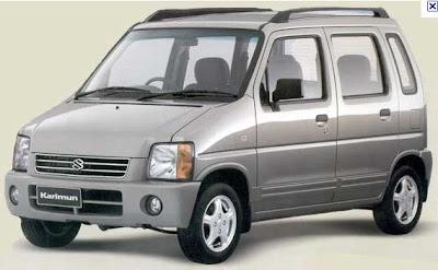 Daftar Harga Mobil Bekas Second Suzuki Karimun