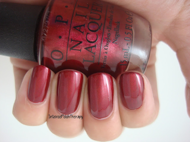 OPI - I'm Not Really A Waitress