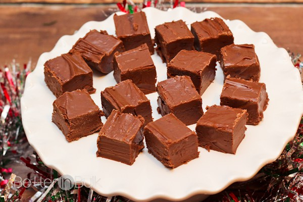 Famous Fudge Recipe from Food Fun Family