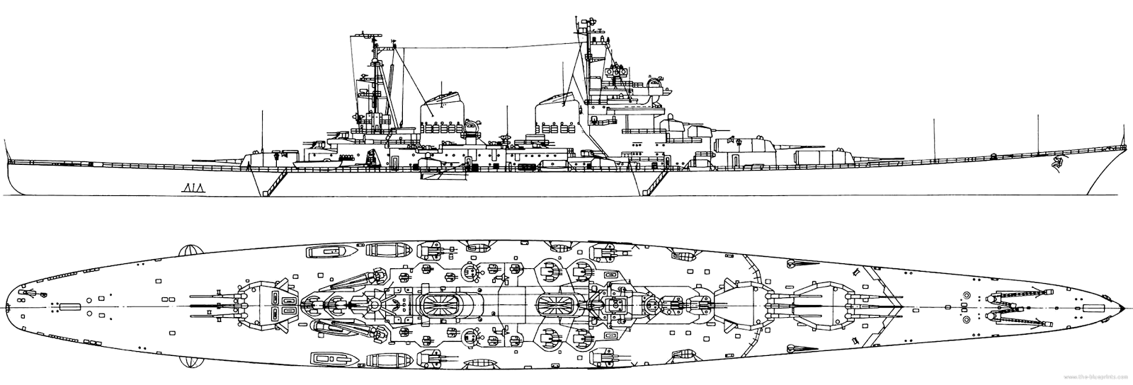 Naval Analyses: INFOGRAPHICS #16 and HISTORY #3: Battleships of WWII!