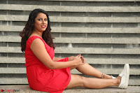 Shravya Reddy in Short Tight Red Dress Spicy Pics ~  Exclusive Pics 076.JPG