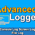 Advanced Logger Builder