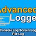 Advanced Logger Builder