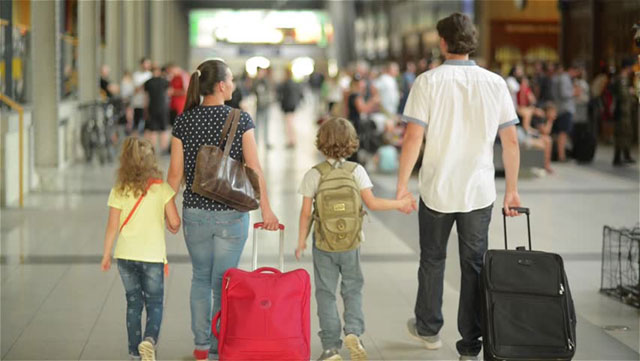 Latihan Bepergian Untuk Membiasakan Anak