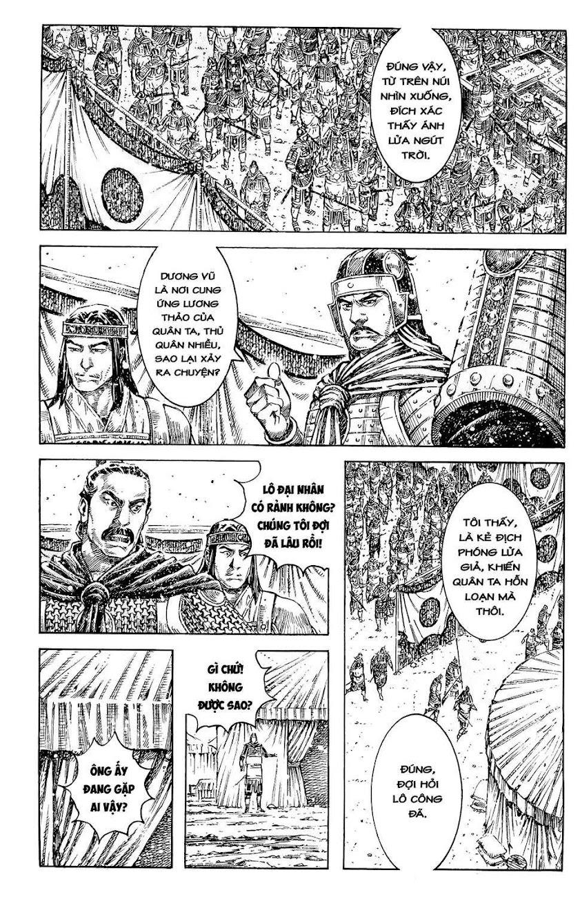 Hỏa phụng liêu nguyên Chương 349: Diễm dương cao chiếu [Remake] trang 11