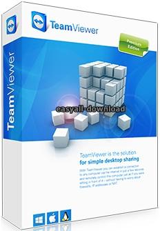 TeamViewer 12.0.71077 Beta +Final [Full Crack] โปรแกรมควบคุมคอมฯ ระยะไกล