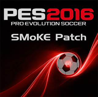 Patch PES 2016 Terbaru dari SMoKE Patch 8.2