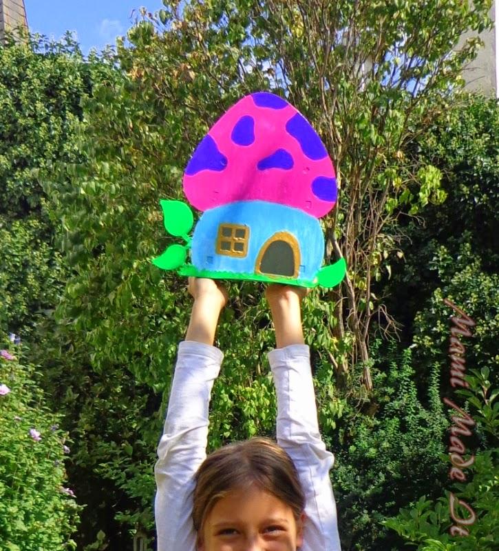 DIY Birdhouse - Vogelhäuschen basteln