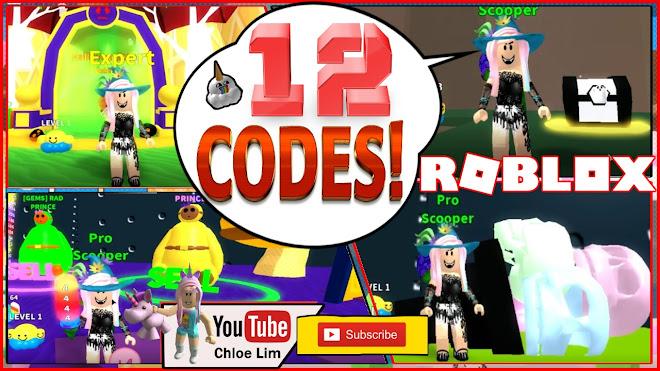 Roblox ICE CREAM SIMULATOR! 12 New CODES rebirth code and