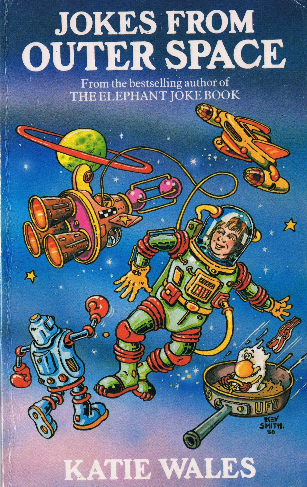 Little Library of Rescued Books: Jokes From Outer Space by ...
