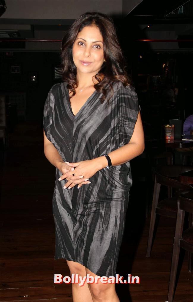 Shefali Shah, Monali Thakur at Lakshmi Movie Music Launch