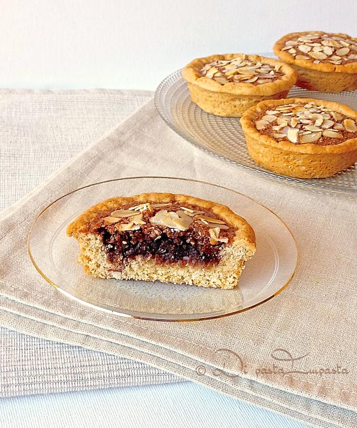 Di Pasta Impasta Tartellette Alle Mandorle