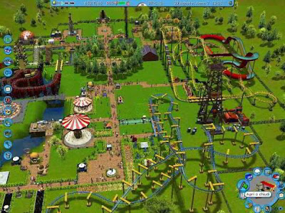 Roller-Coaster Tycoon PC Download Free