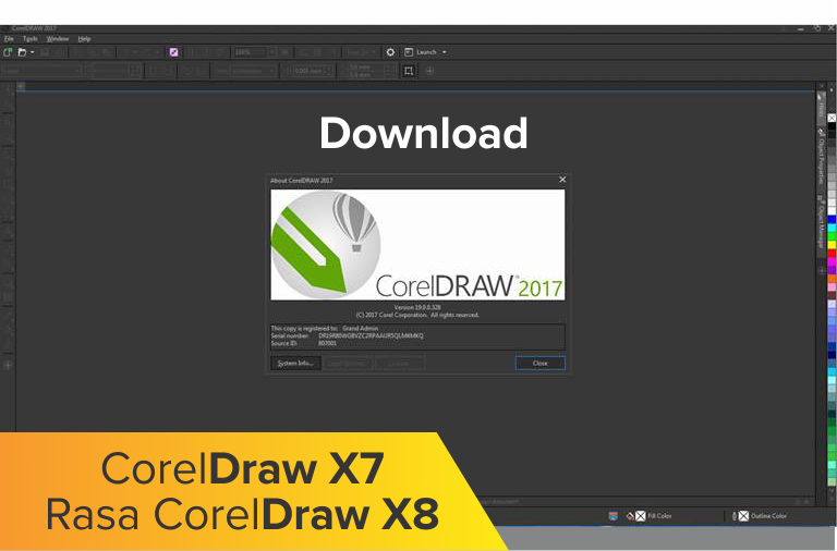 Free Download CorelDraw Graphics Suite 2017 Rasa CorelDraw