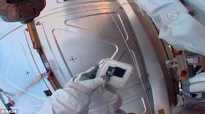 Kamera Astronot NASA