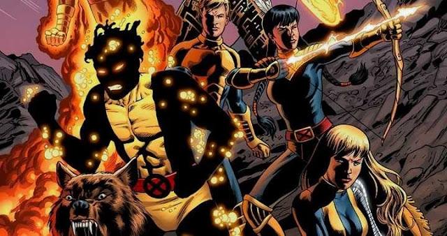 X-Men: The New Mutants es el título del spin-off