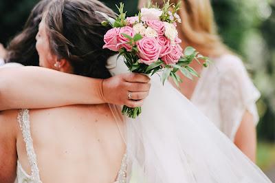 Agradecimiento de la novia