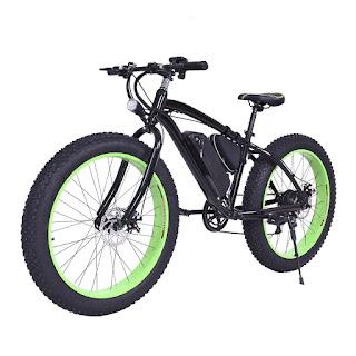 Goplus 26'' Electric Mountain Bike