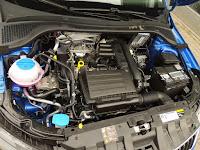 Skoda Fabia - silnik 1.2 TSI