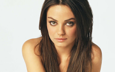 Mila Kunis HD Wallpaper