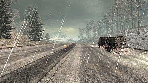 ETS2 Winter Mod Pack
