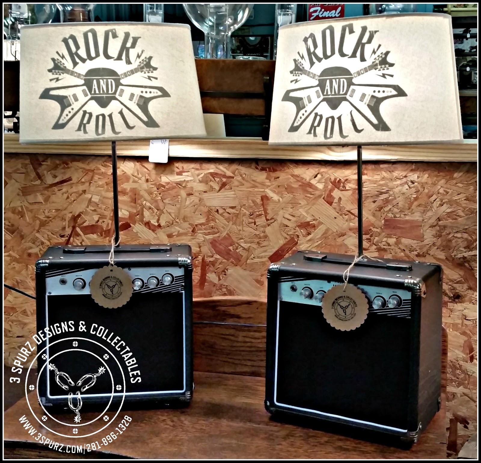 3 Spurz Dandc Repurposed Refurbished Creations Guitar