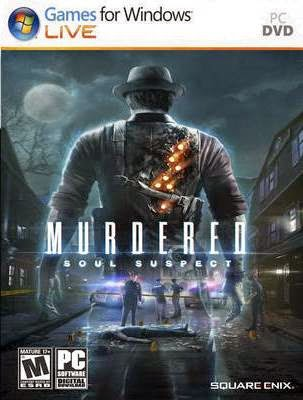 Download Murdered: Soul Suspect PC (2014)
