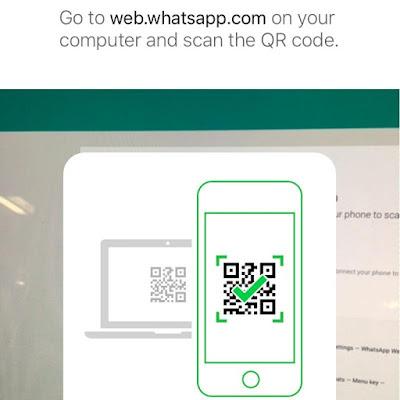 QR Code WhatsApp Messenger
