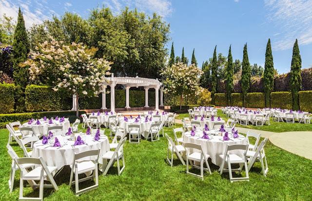 Los Angeles Outdoor Wedding Venues The Handlery Hotel San Diego Wedding