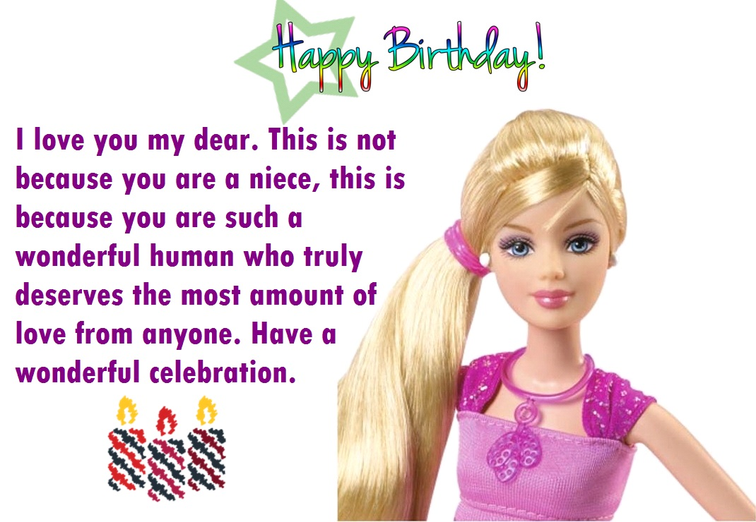50 Niece Birthday Quotes and Images – Niece 21st Birthday Cards