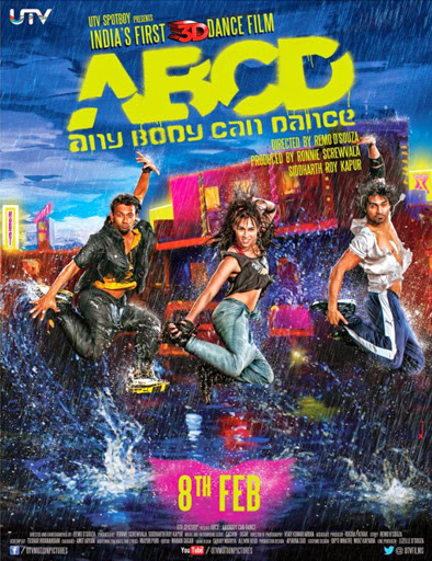 Ver ABCD (Any Body Can Dance) (2013) Online
