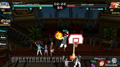 Link Download Game StreetBall Hero Apk+Data Obb Mod v1.1.5 For Android Versi Terbaru