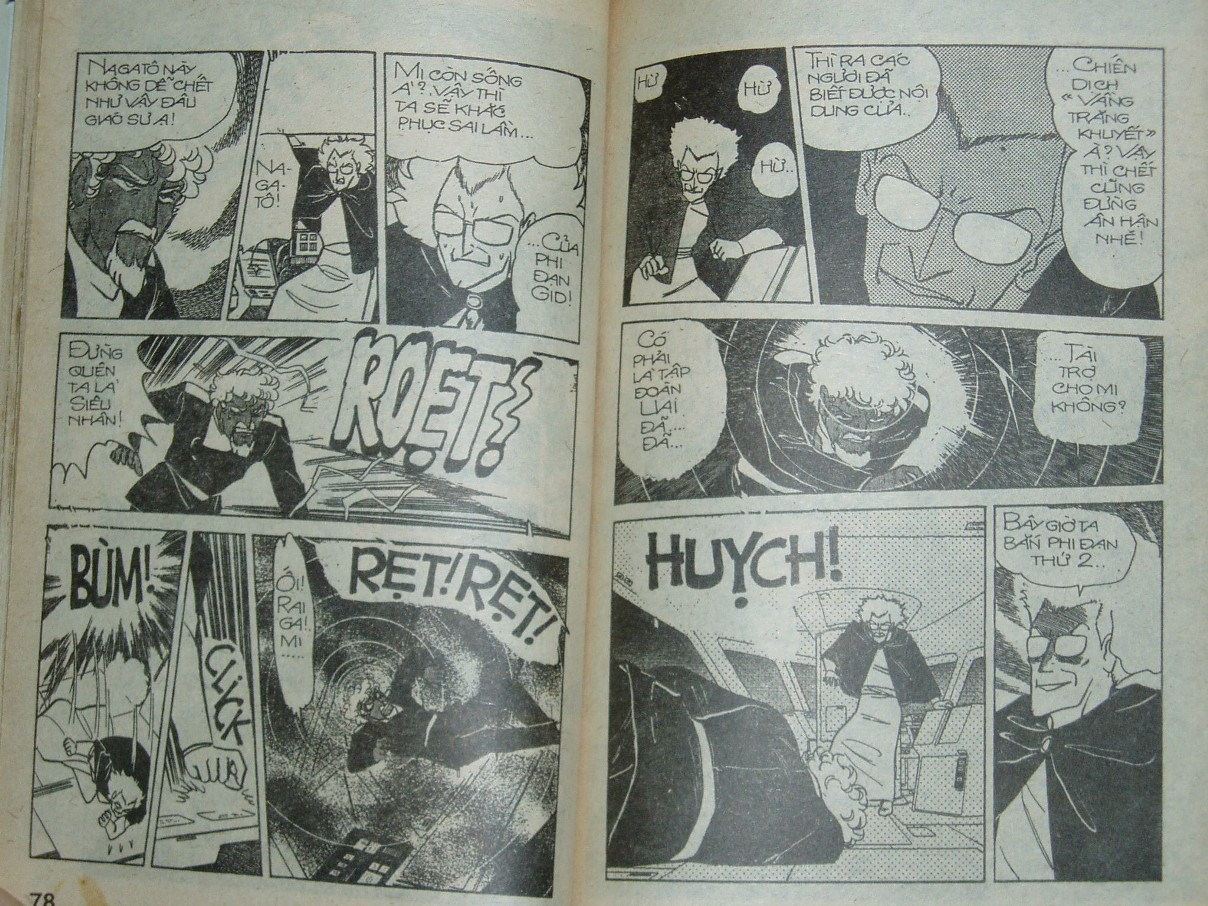Siêu nhân Locke vol 10 trang 28