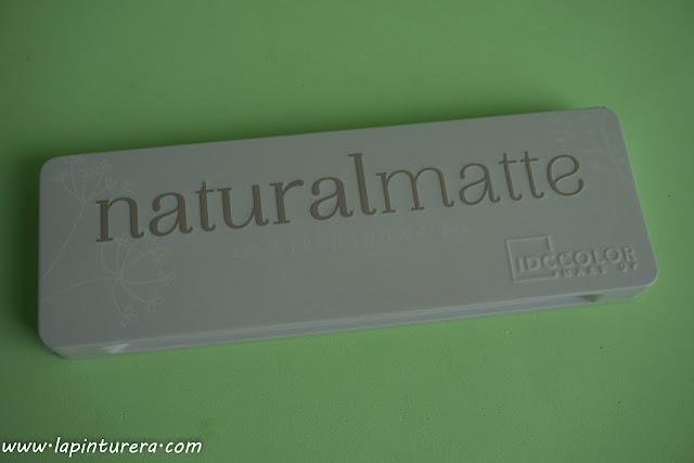 paleta idc naturalmatte
