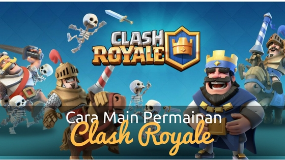 Cara Main Clash Royale Sampai Lagendary Arena