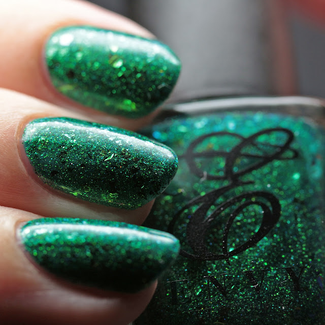Envy Lacquer I Will Shoot a Man