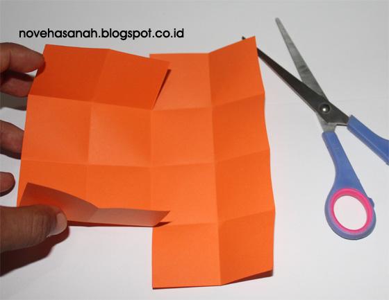 inilah cara membuat rumah kertas yang mudah untuk anak-anak SD dan bisa selesai dengan waktu singkat