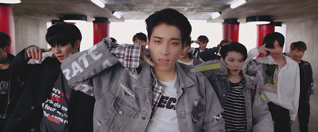 [MV] SEVENTEEN debuta en Japón con CALL CALL CALL