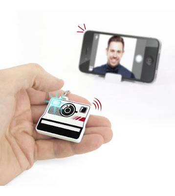 Bluetooth Selfie Button