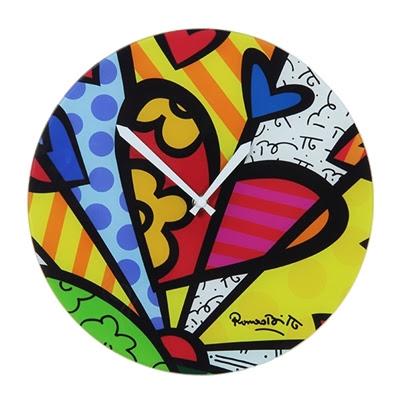 Relógio de Coração de Britto