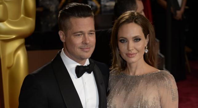 Brad Pitt, prêts à être séparés à cause de la jalousie d'Angelina Jolie
