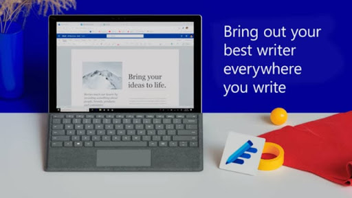 Microsoft announced an AI powered intelligent writing assistant, called 'Microsoft Editor'