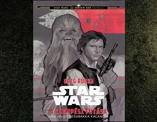 A csempész futása Han Solo és Csubakka kalandja