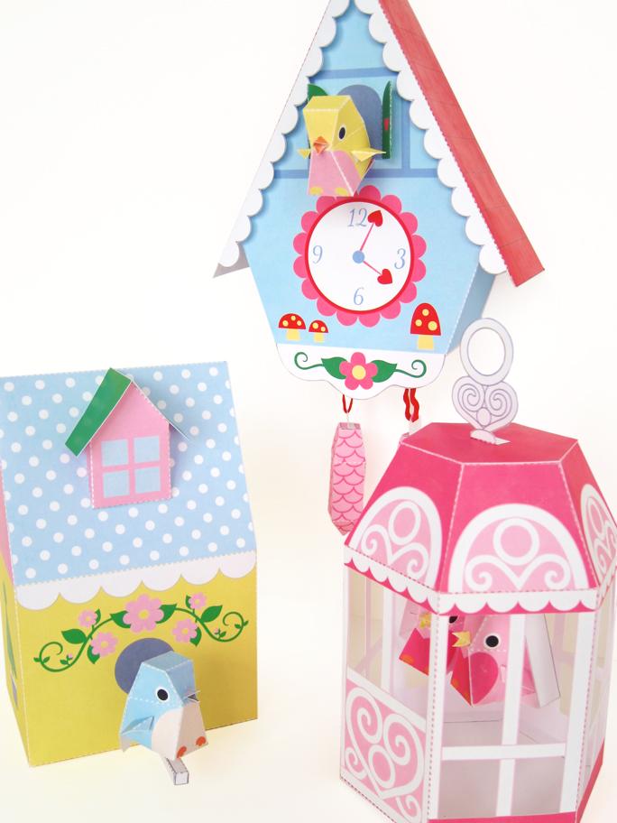 Cute Craft Tutorials Handmade Toys Printable Crafts
