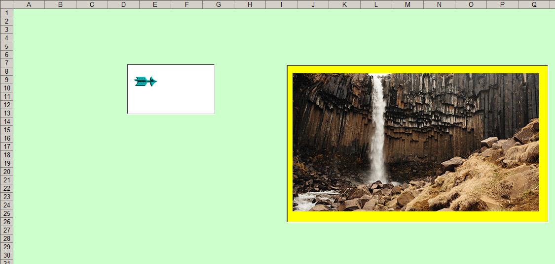 Inserting An Animated Gif Into Worksheet Hints And Tips