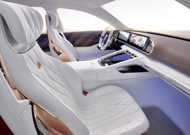 Mercedes-Maybach Ultimate Luxury Vision